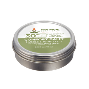 COMFORT BALM™ Warming Muscle & Joint Salve - 0.5oz