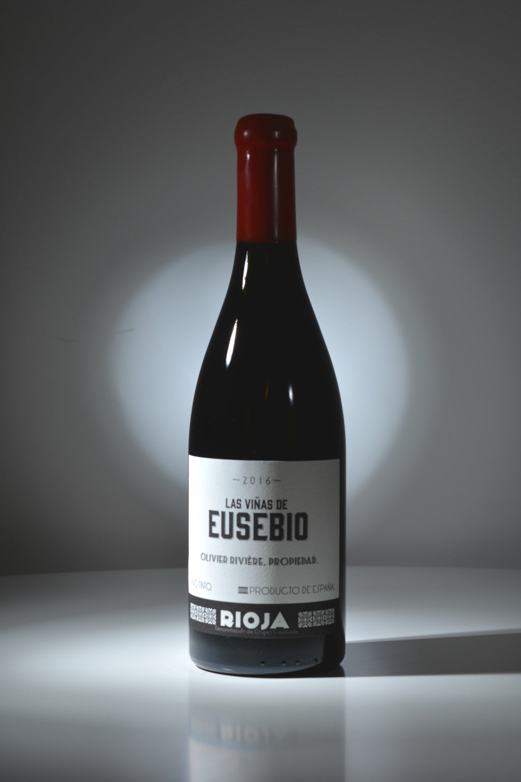 Las Viñas de Eusebio 2016 - The Royal Bottle