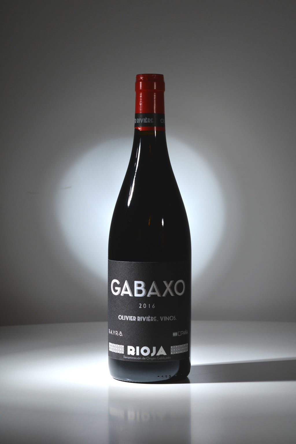 Gabaxo 2016 - The Royal Bottle