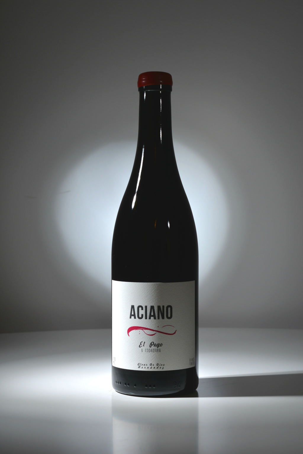 Aciano 2015 - The Royal Bottle