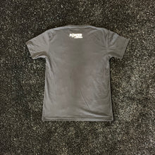 Load image into Gallery viewer, POWER IN MOTION Dotted Diamond Tee - Black/White