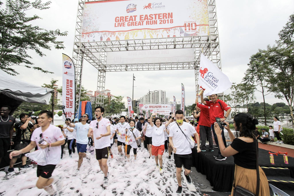 Great Eastern Live Great Run 2018