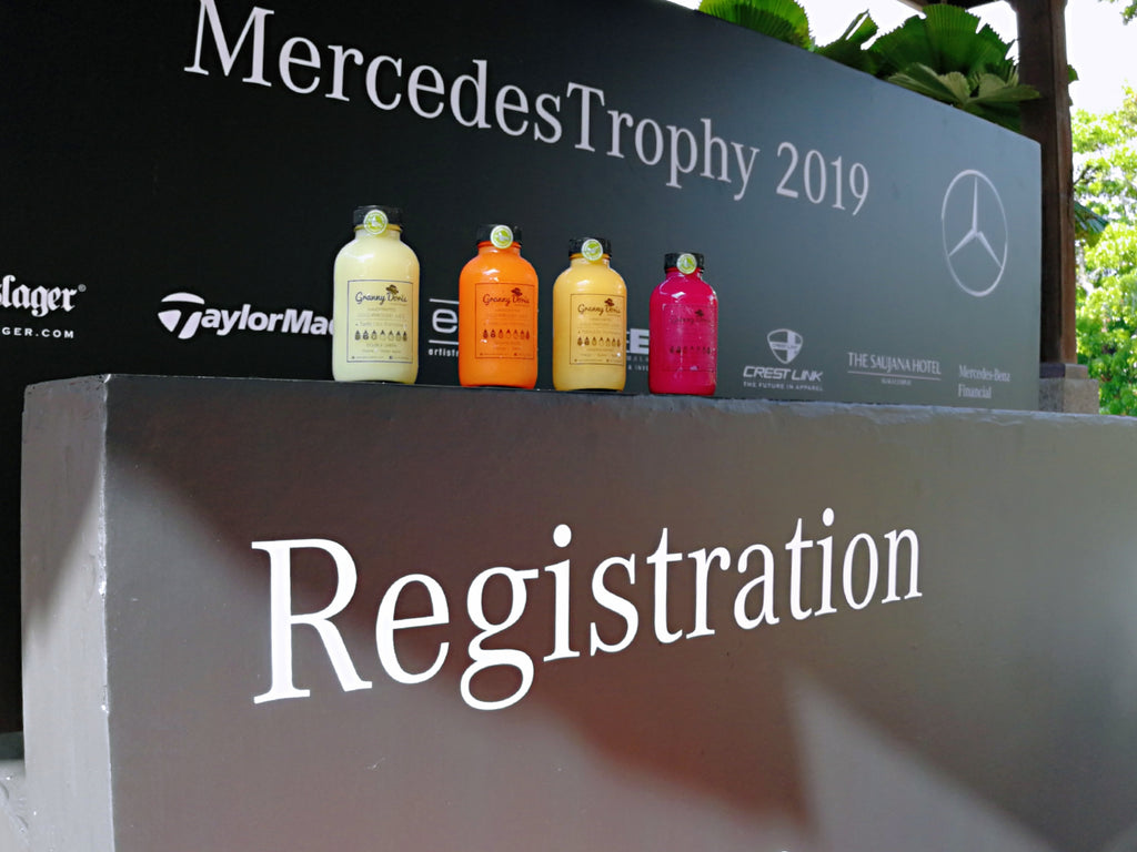 Mercedes Golf Tournament 2019