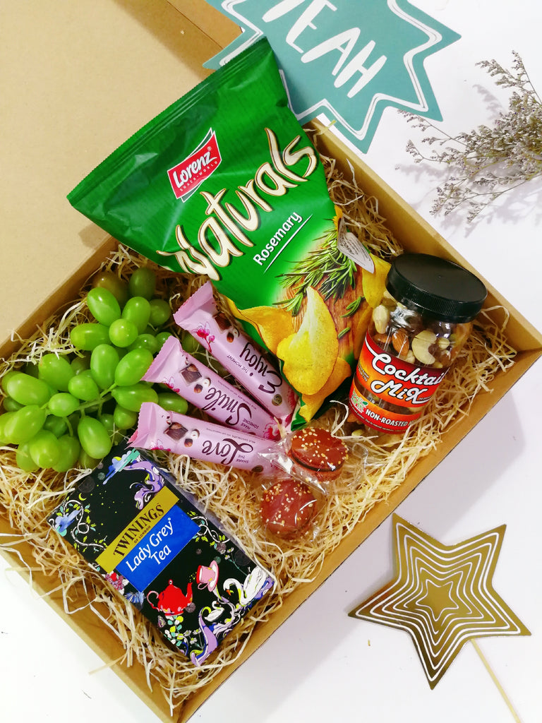 Party Box with Twinings Tea Collection