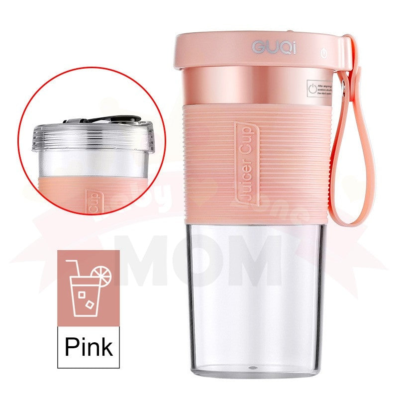 Portable Waterproof Juicer Cup Bottle