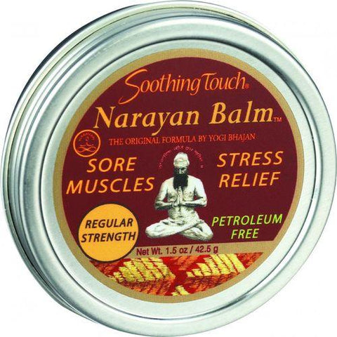 Soothing Touch Narayan Balm - Regular Strencth - 1.5 oz - Case of 6