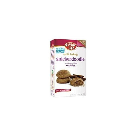 Enjoy Life Snickerdoodle Cookie Gluten Free (6x6 Oz)