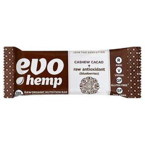 Evo Hemp Cashew Cacao Plus Antioxidant (12x1.7 OZ)