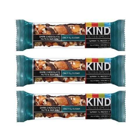 Kind Dark Chocolate Nuts SeaSalt (12x1.4OZ )