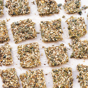 Seed and Pulp Crackers