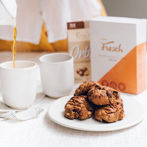 Cheaky Buckwheat SuperFresch Cookies
