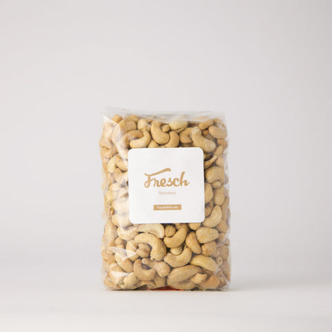 Cashews Roasted Plain