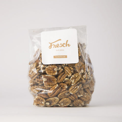 Pecan Roasted Plain