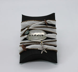 Say It Your Way Yoga Bracelet