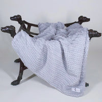 Paris Dog Blanket Throw