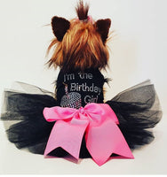 I'm the Birthday Girl Tutu