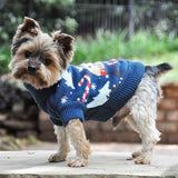 Ugly Reindeer Holiday Christmas Dog Sweater