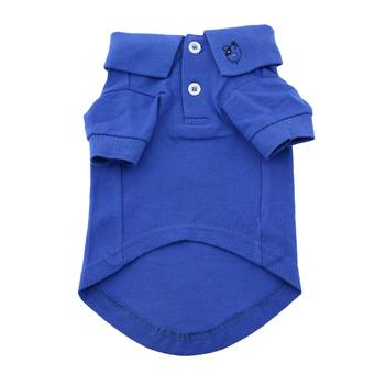 Doggie Polo Shirt - Nautical Blue