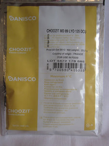 Danisco CHOOZIT MD089 125 DCU