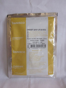 Danisco CHOOZIT LM057 20 DCU