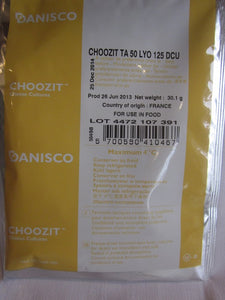 Danisco CHOOZIT TA050 125 DCU