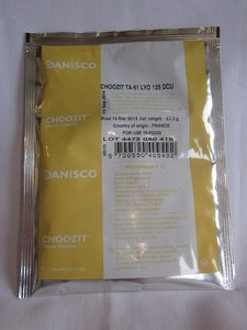 Danisco CHOOZIT TA061 125 DCU