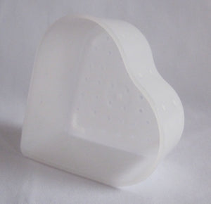 Heart Shaped Mould for Soft Cheese