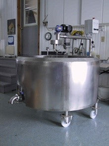 Cheese Vat 750L