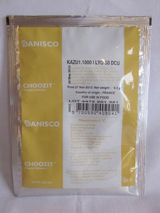 Danisco CHOOZIT KAZU 1000L 50 DCU