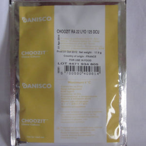 Danisco CHOOZIT RA022 125 DCU