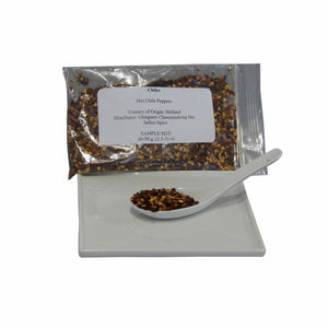 Chiles Sample, 40-90 g.