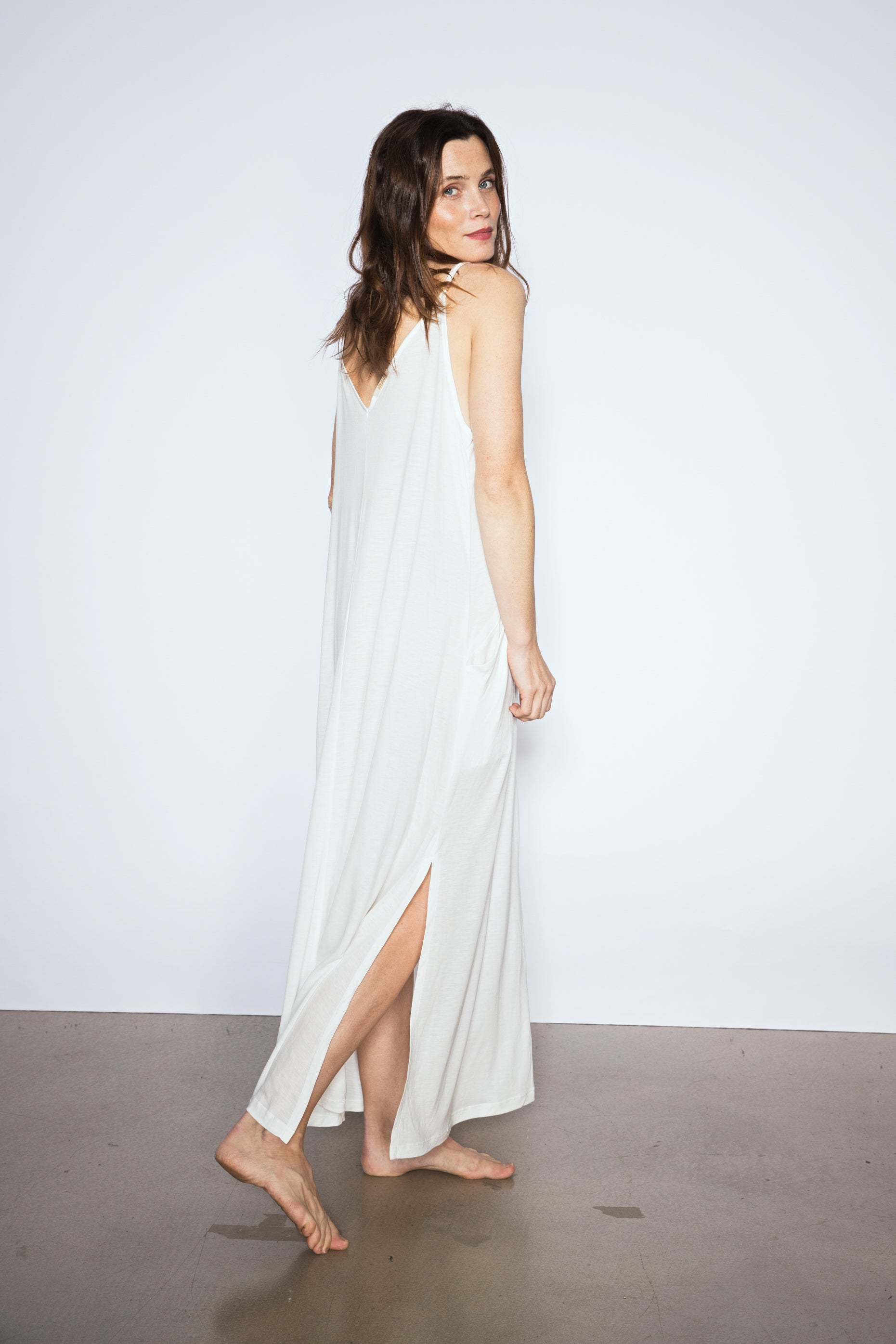 The Boho Slip Dress
