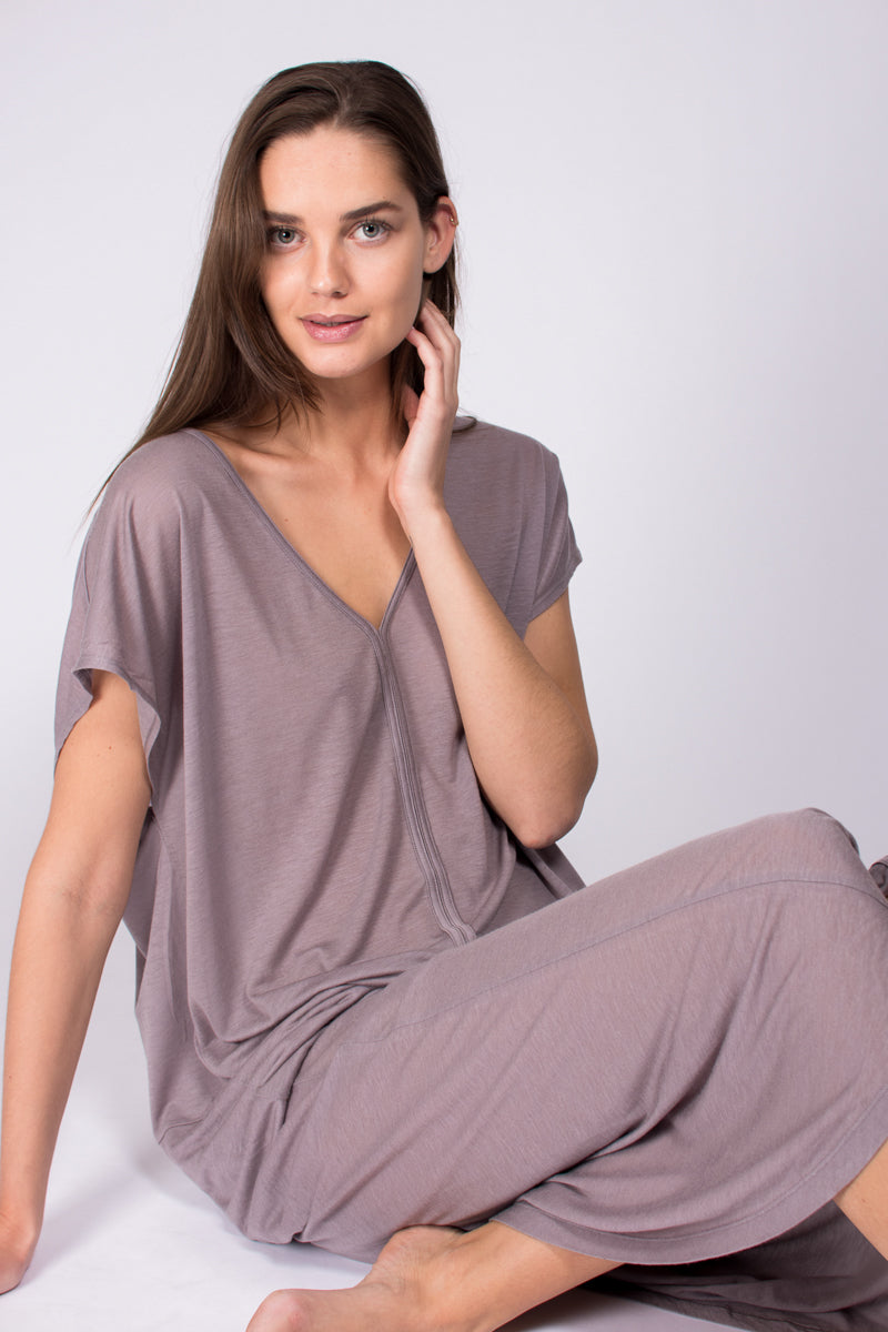 The Kaftan Dress : Merino blend
