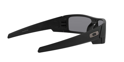 11-122 - Matte Black - Grey Polarized