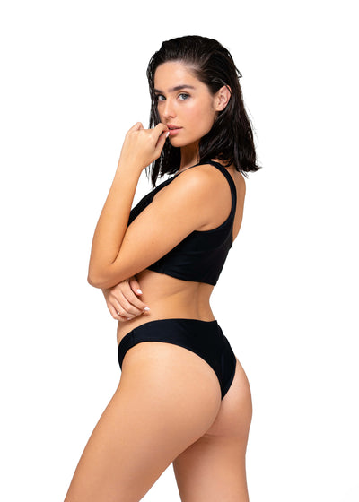 Leandra Black Bottom