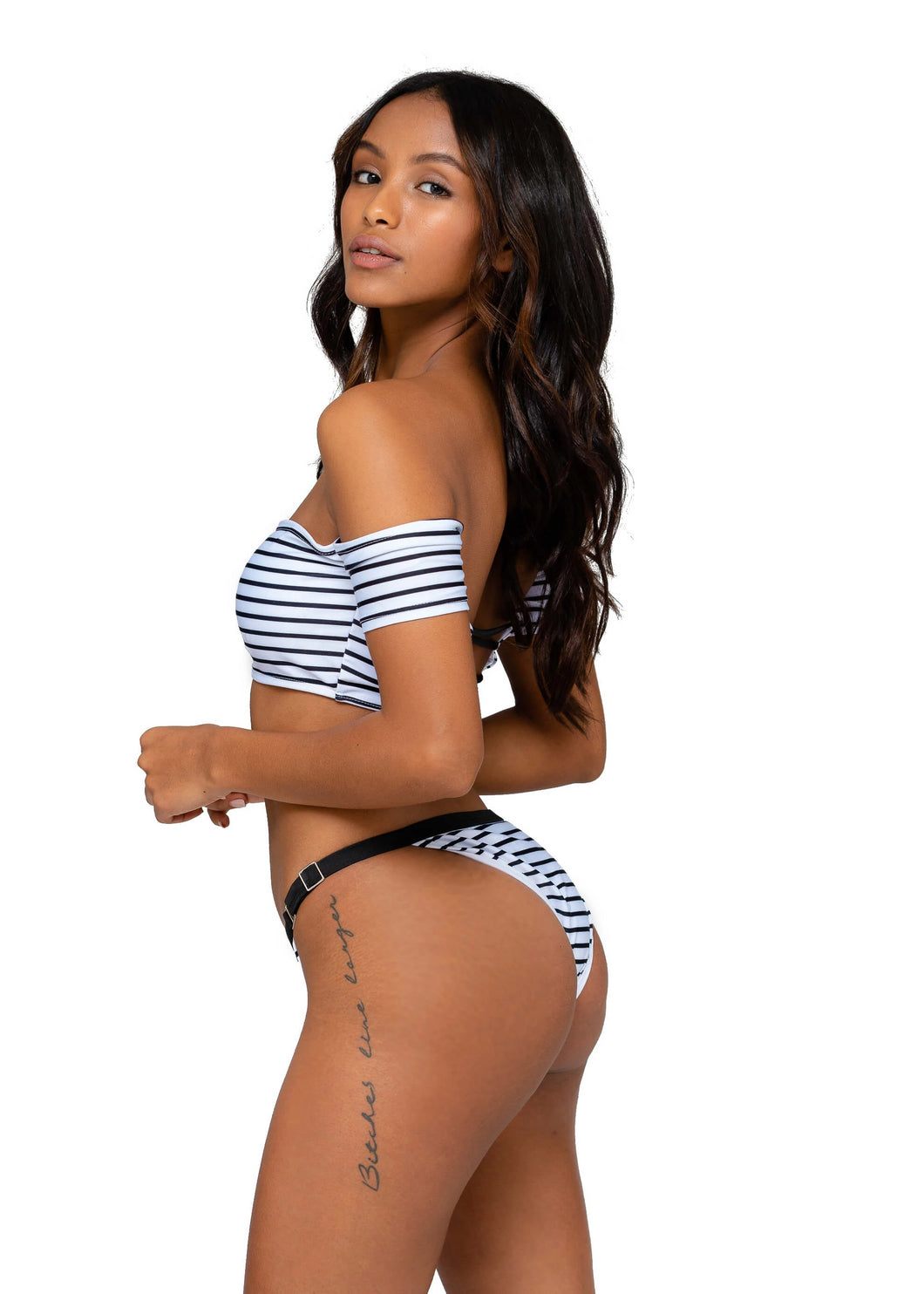 Nadia Striped Bottom