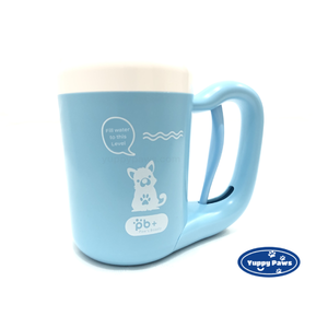 2CLEAN™ | Paw Washer Mug | Spin action cleaning!