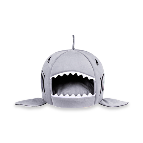 Shark Shape Pet Bed