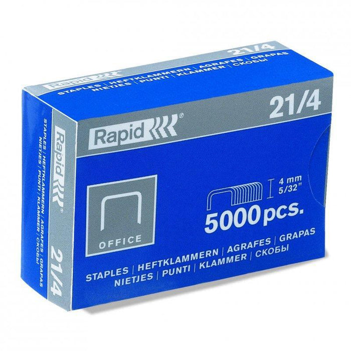 ACCO 21/4 Staples 5000 pcs