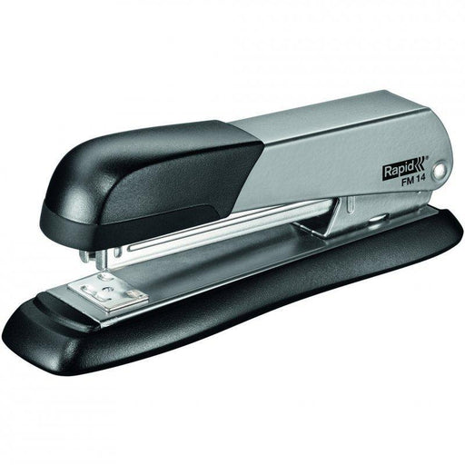 ACCO 25 Sheet Rapid Stapler - Silver