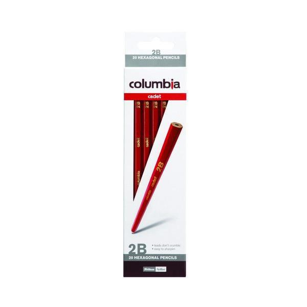 ACCO 2B Pencil Columbia Cadet