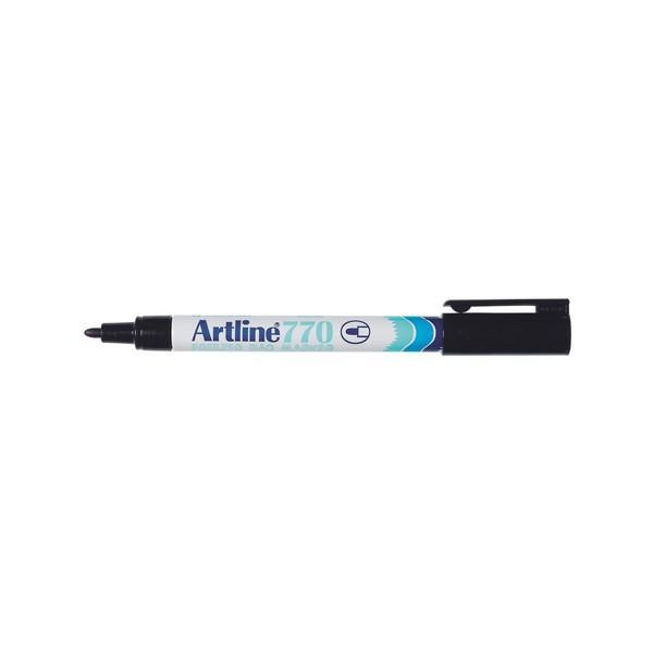ACCO Artline Freezer Bag Marker Black