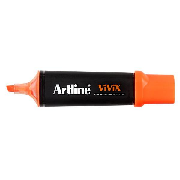 ACCO Artline Vivix Highlighter Orange