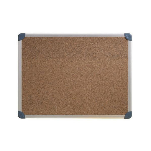 ACCO Corkboard With Aluminium Frame 450 x 600mm