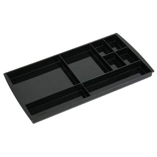 ACCO Esselte Nouveau Series Desk Drawer Organiser - Black