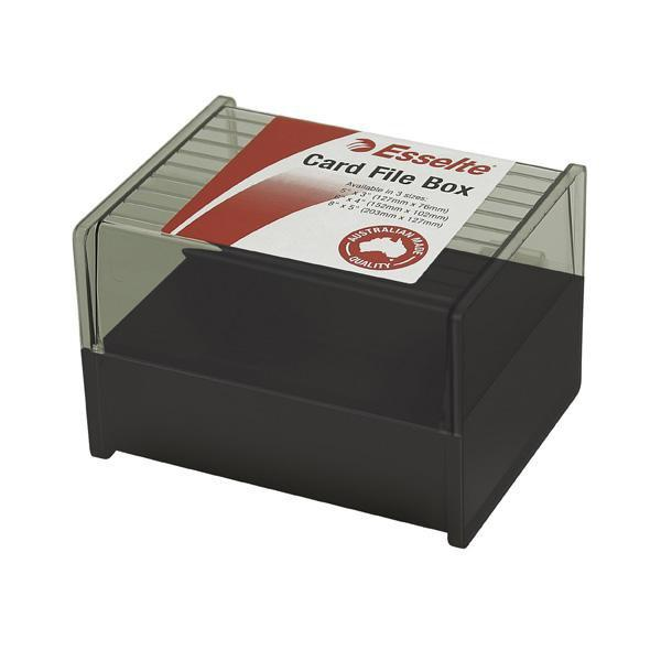 ACCO Esselte System Card Box 5 x 3