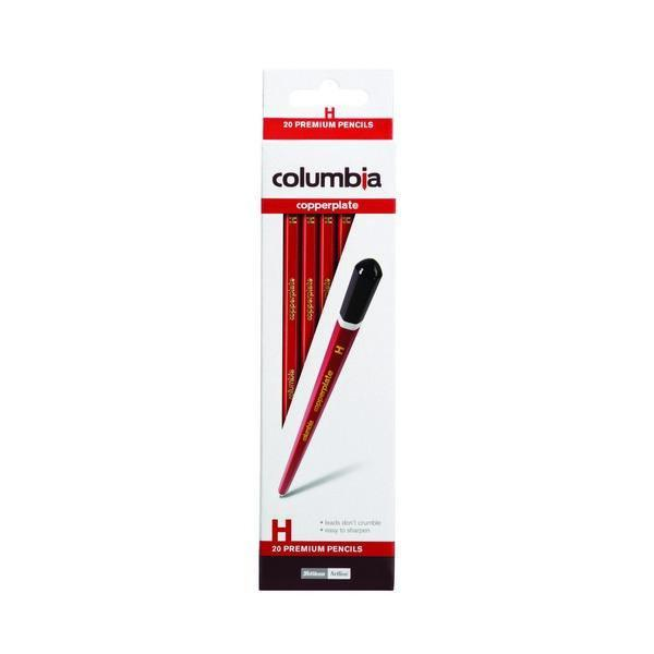 ACCO H Pencil Columbia Copperplate