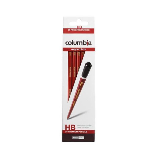 ACCO HB Pencil Columbia Copperplate