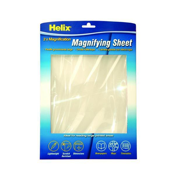 ACCO Helix A4 Magnifying Sheet