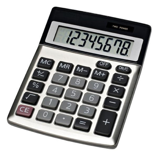 ACCO Jastek 8 Digit Compact Calculator